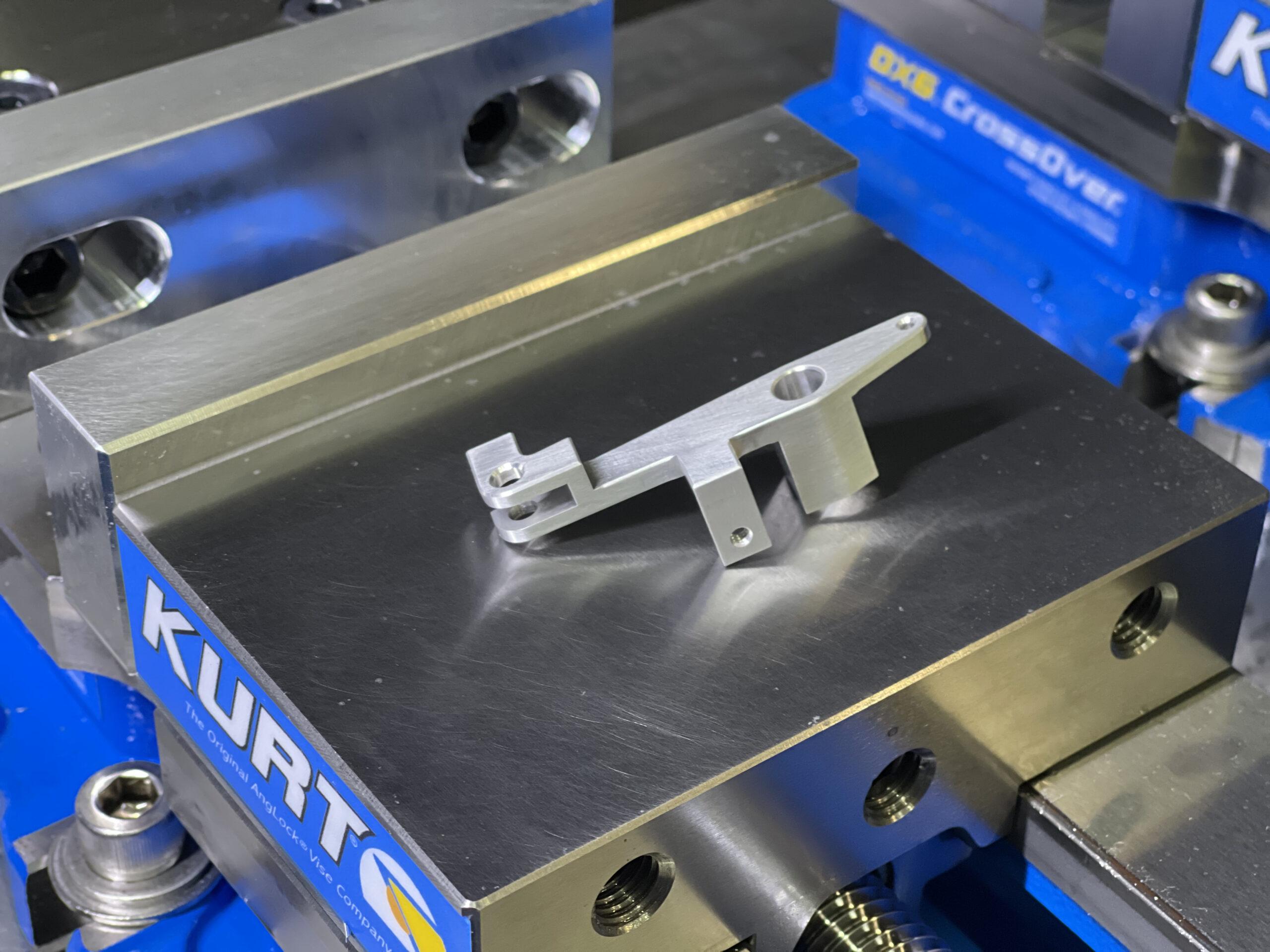 3 Operation Aluminum Part