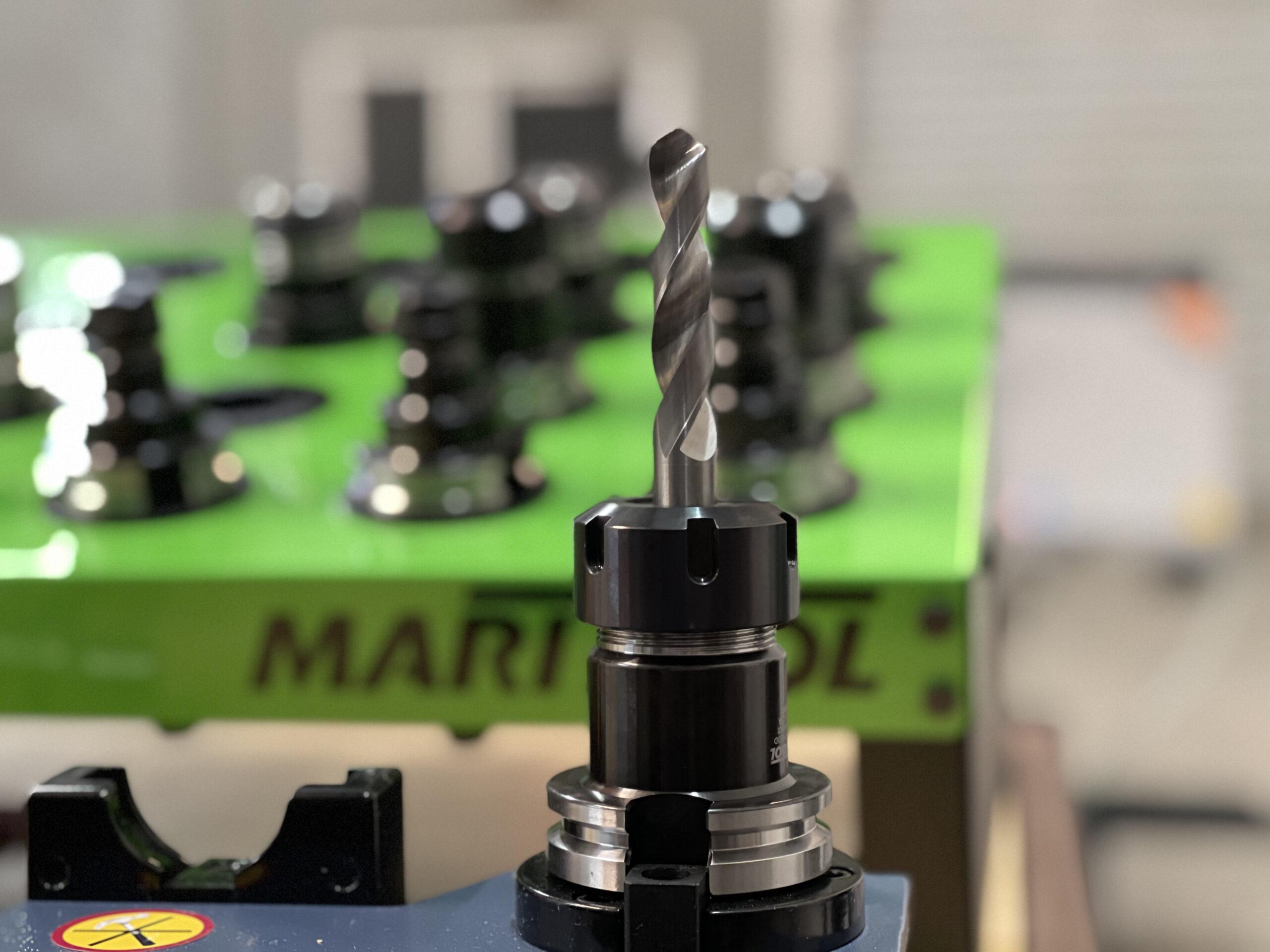 0.5625 Carbide Drill