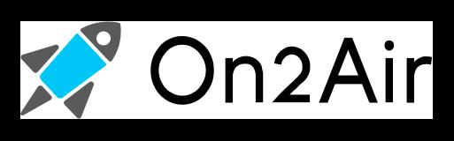 On 2 Air logo